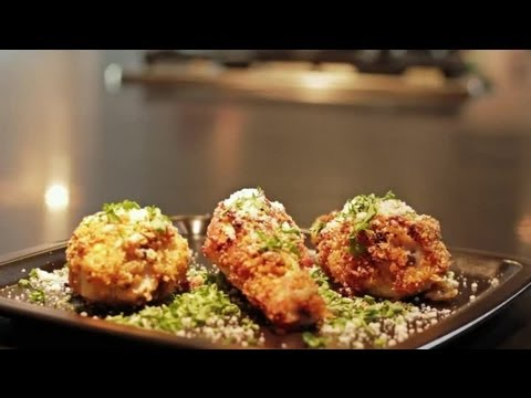 Chicken Drumsticks Baked in Cornflakes & Parmesan Cheese : Delicious Dishes