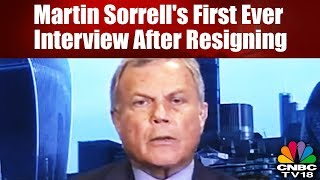 Exclusive: Martin Sorrell