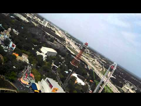 40 story swing at six flags