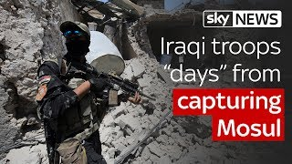 The Battle for Mosul