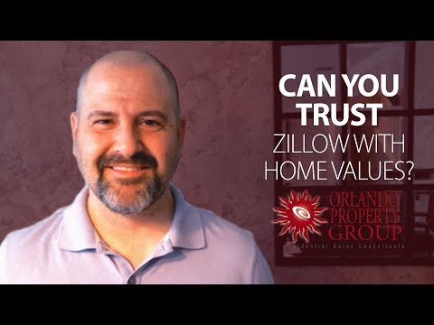 Orlando Property Group: Can you trust Zillow with home values?