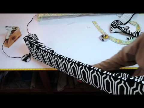 How to make a step cornice (part 5)