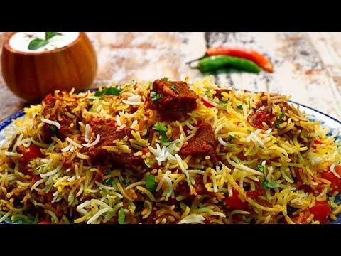 Beef Biryani Recipe By SooperChef