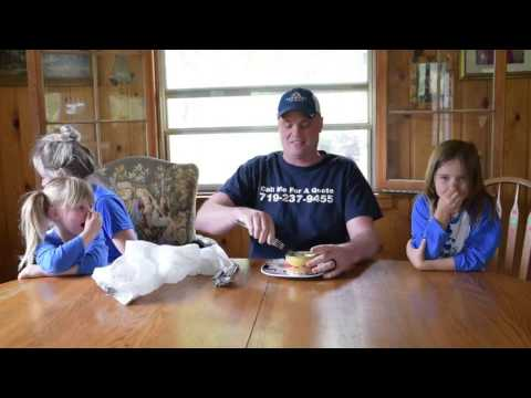 Stinky Fish Challenge!!! (Family Throws Up Eating Fish from  Age of Vikings)