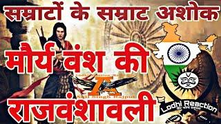 Download मौर्य राजवंश की राजवंशावली || Genealogy of Mourya Empire || Samrat Chandragupt Mourya Video