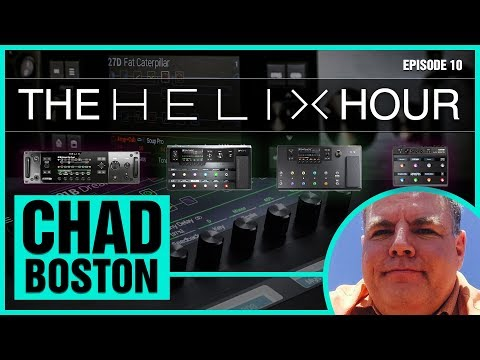 The Helix Hour EP10-Chad Boston