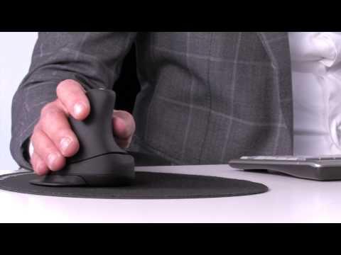 BakkerElkhuizen Rockstick 2 Vertical Ergonomic Mouse
