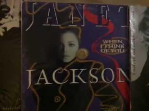 Michael & Janet Vinyl Collection