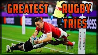 Greatest International Tries 2019 RWC edition