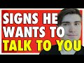 5 EARLY Signs A Guy Likes You 100 GUARANTEE