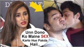 Disha Patani CAUGHT Ex-Boyfriend Parth Samthaan Having $€X With Vikas Gupta While They Were DATING