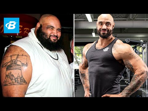 Even At 605 Pounds, Pat Knew Change Was Possible   The Spark Transformation Story