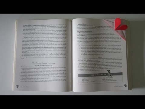 TUTORIAL - How to make a Heart-shaped Bookmark