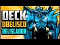 DECK OBELISCO, O ATORMENTADOR (Ou O Beliscador, Pros Mais Chegados) | Yu-Gi-Oh! Duel Links