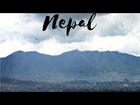 I missed my flight | Nepal Week 1 - Kathmandu Travel Vlog