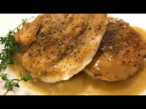 How to Pan Sear a Chicken Breast