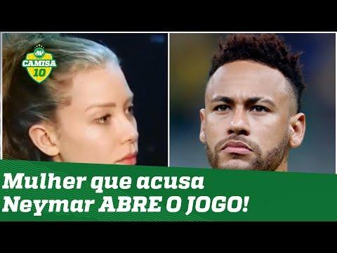 Xxx Mp4 Quot Eu Falei 39 NÃO 39 Quot Mulher Que Acusa Neymar De Estupro ABRE O JOGO 3gp Sex