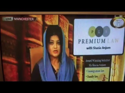 Indefinite Leave to Remain UK With Barrister Shazia Anjum