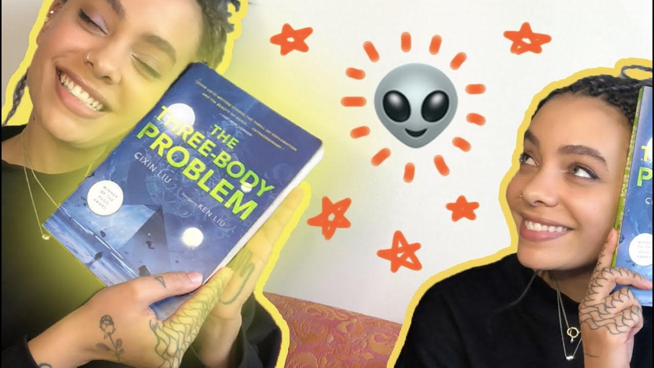 My first BOOK REVIEW!!! - The Three-Body Problem