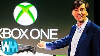 Top 10 Embarrassing Xbox Fails