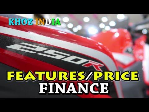NEW HONDA CBR 250R FEATURES/PRICE/FINANCE
