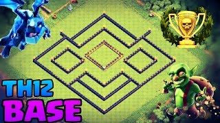 th12 farming base 2018/coc th12 all storage protection