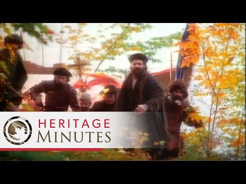 Heritage Minutes: Jacques Cartier