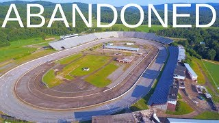 Abandoned - North Wilkesboro Speedway
