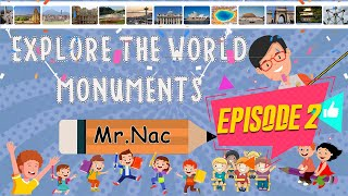 Ep2 | Explore the World Monuments | Learn while playing| Numismatics Academy| Chang2e| Mr Nac