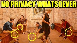 7 Totally Weird Things Ancient People Actually Did!