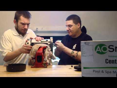 Tutorial [ Hayward ] - Hayward Super Pump Motor Replacement