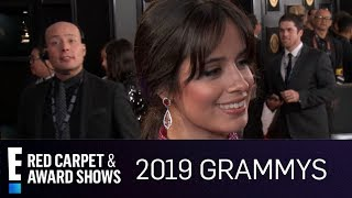 Download Camila Cabello Has Her ″Whole Squad″ at 2019 Grammys | E! Red Carpet & Award Shows Video
