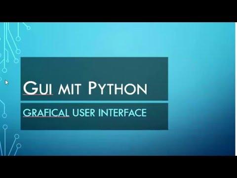 017 GUI mit Python: Variablen im Konstruktor von Radiobutton
