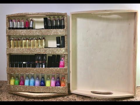 DIY - Lipstick / Lipgloss Holder