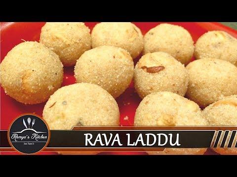Rava laddu in tamil | Rava laddu recipe in tamil | How to make rava laddu in tamil | ரவா லட்டு
