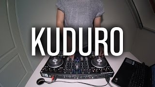 Kuduro & Bubbling Mix 2017 | The Best of Kuduro & Bubbling by Adrian Noble | Traktor S4 MK2