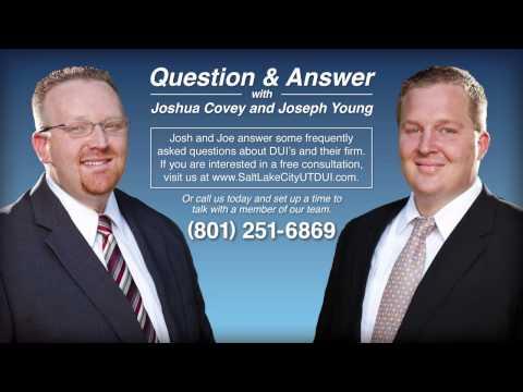 Utah DUI License Suspension