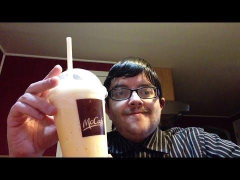 Review: McDonald's McCafé Egg Nog Shake