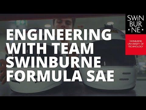 Engineering with Team Swinburne Formula SAE
