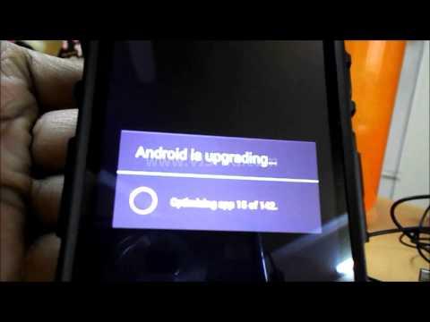 Moto G KitKat 4.4.2 Update procedure