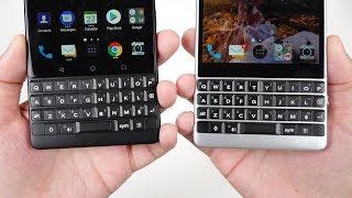 BlackBerry KEY2: 1 Week Later (Black & Silver) Review