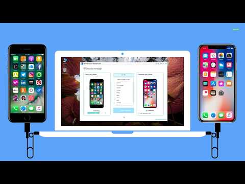 How to Transfer Content from Old iPhone to iPhone X ?