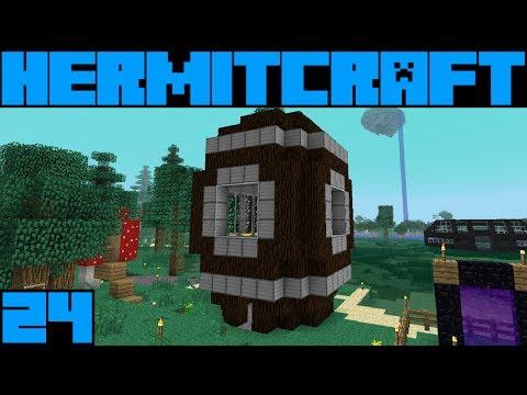 Hypno HermitCraft FTB Unleashed S2E24: Making Mead!!!