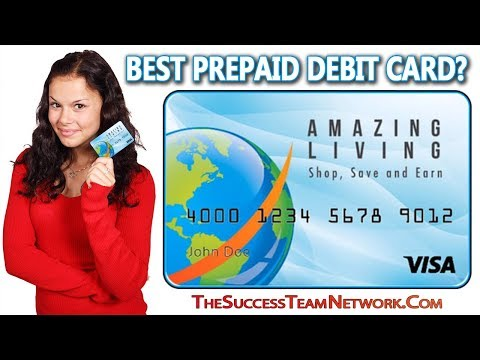 Amazing Living Enterprises Inc, Review - Best PrePaid Debit Card or MLM Sleeping Giant? (SourSopTea)