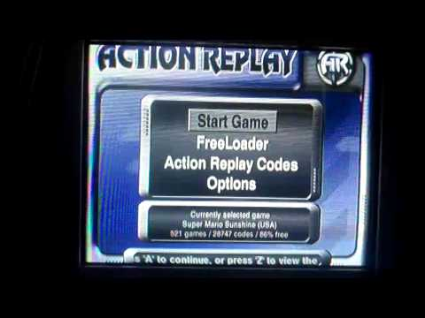 Gamecube Action Replay Tutorial
