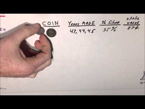 US Silver Coin Tutorial for Beginners Find Junk Silver in Your Pocket