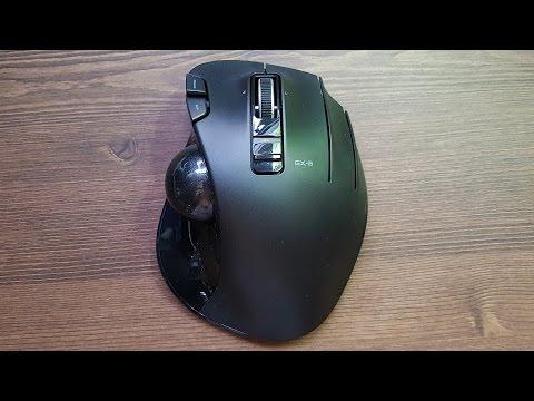 Elecom M-XT2DR Trackball Review