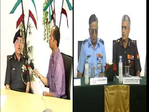 Interview with Army Lt. Gen. Vimal Arora, Director General Dental Services