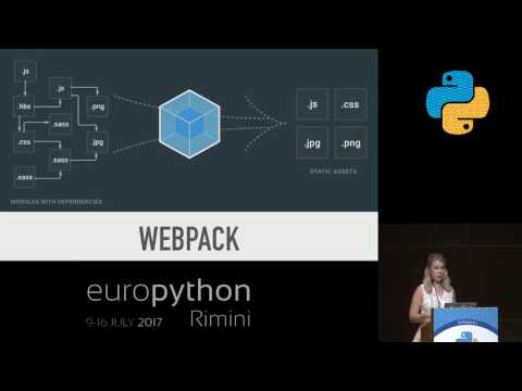 Angela Branaes - Building a full-stack web application with Python, NPM, Webpack and React