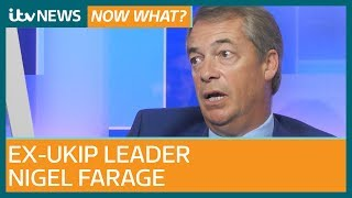 Nigel Farage on